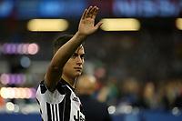 03.06.2017 - Cardiff - Finale di Champions League -  Juventus-Real Madrid nella  foto: Paulo Dybala