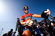 Vincenzo Nibali (ITA - Bahrain - Merida), during the UCI World Tour, Tour of Spain (Vuelta) 2018, Stage 9, Talavera de la Reina - La Covatilla 200,8 km in Spain, on September 3rd, 2018 - Photo Luca Bettini / BettiniPhoto / ProSportsImages / DPPI