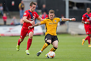 Newport County v York City - League 2 - 05/09/2015