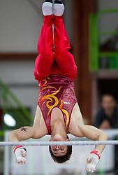 Primoz Mavric during Slovenian Artistic Gymnastics National Chapionship 2011, on November 20, 2011 in GIB Arena, Ljubljana, Slovenia. (Photo By Vid Ponikvar / Sportida.com)