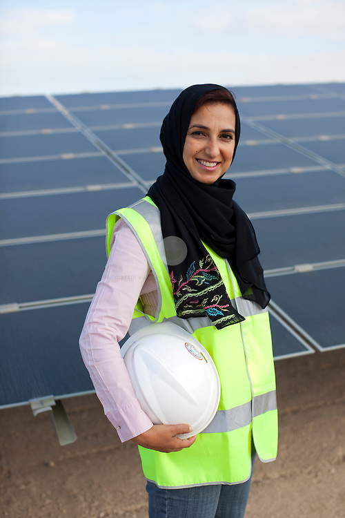 Dr. Nawal Al-Hosany, Associate Project Director for Sustainability, Property Development Unit at Masdar City
