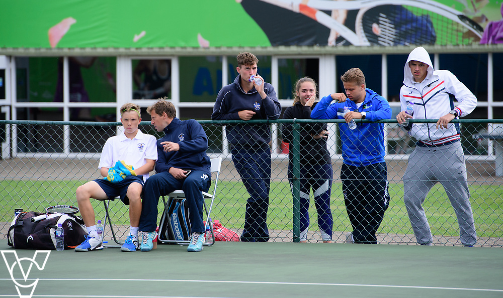 Team Tennis Schools National Championships Finals 2017 held at Nottingham Tennis Centre.  <br /> <br /> Picture: Chris Vaughan Photography for the LTA<br /> Date: July 14, 2017