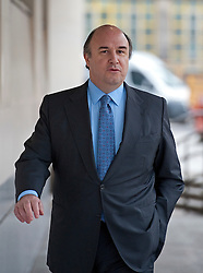 © London News Pictures. 16/03/2012. London, UK. VALE AZEVEDO,  former chairman of SL Benfica football club arriving at Westminster Magistrates Court on March 16th, 2012 where a judge ordered his extradition to Portugal. Photo credit : Ben Cawthra/LNP.