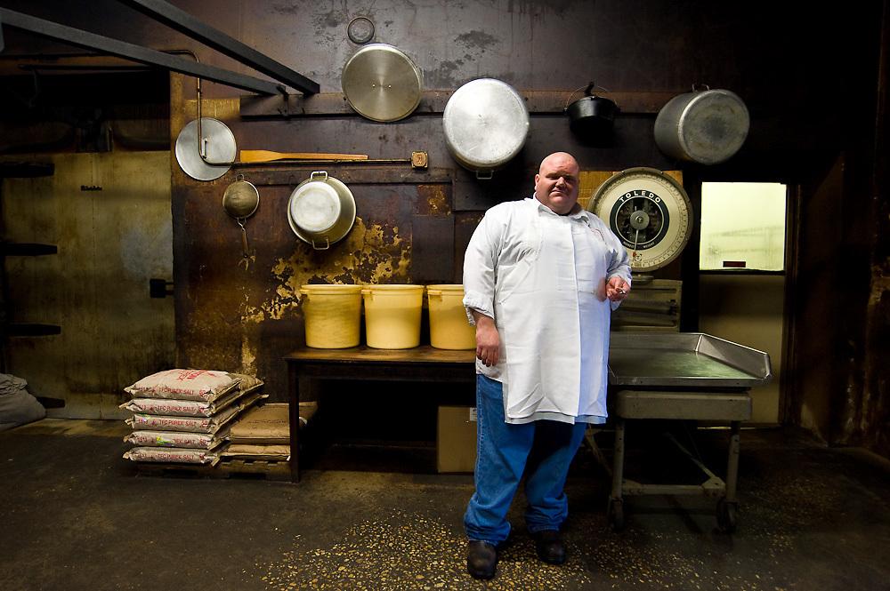 John A. Fullilove, Pitmaster Smitty's  Market- Lockhart, Texas