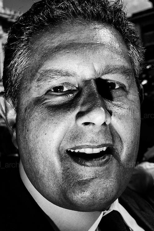 Giovanni Toti. Rome 18 September 2018. Christian Mantuano / OneShot