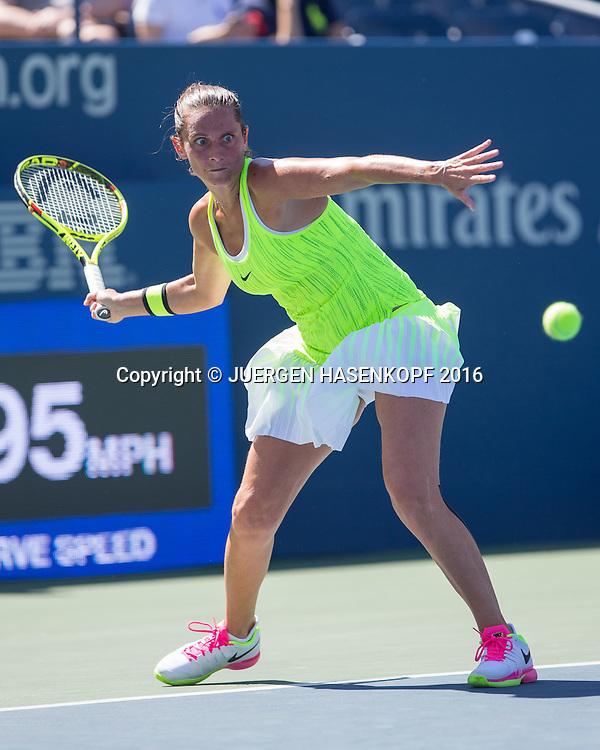 ROBERTA VINCI (ITA)<br /> <br /> Tennis - US Open 2016 - Grand Slam ITF / ATP / WTA -  USTA Billie Jean King National Tennis Center - New York - New York - USA  - 2 September 2016.