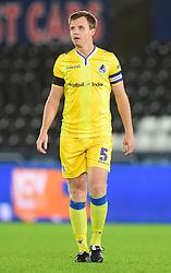 Tony Craig of Bristol Rovers - Mandatory by-line: Alex James/JMP - 05/12/2018 - FOOTBALL - Liberty Stadium - Swansea, England - Swansea City U21 v Bristol Rovers - Checkatrade Trophy