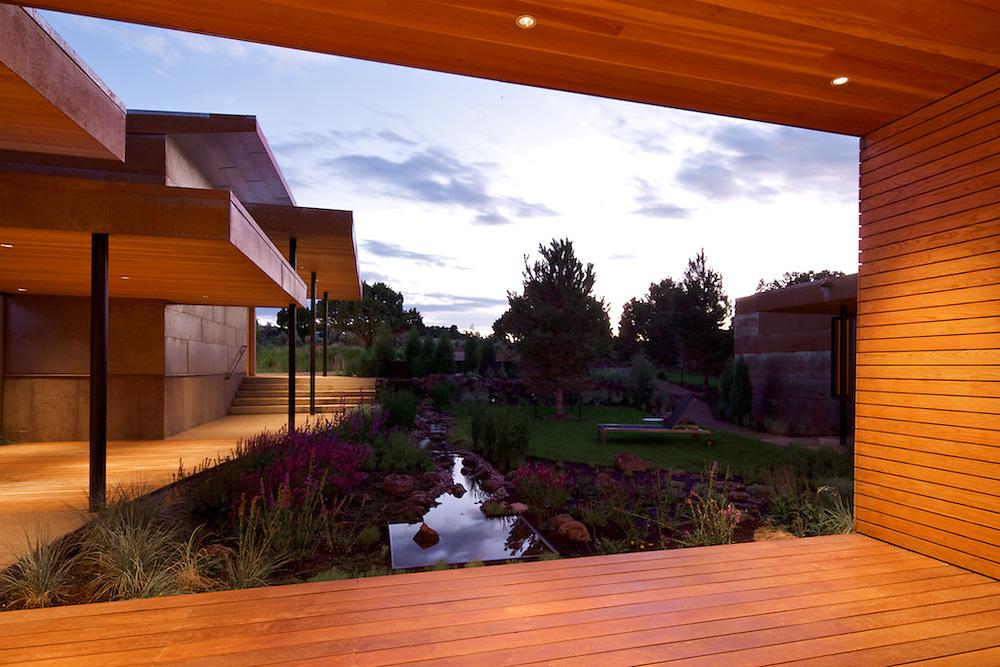 Black shack Architects, Basalt, colorado