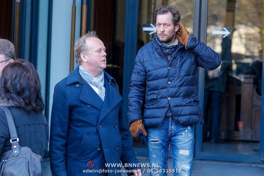 NLD/Amsterdam/20121208 - Herdenkingsdienst voor de verleden Jeroen Willems, ????..