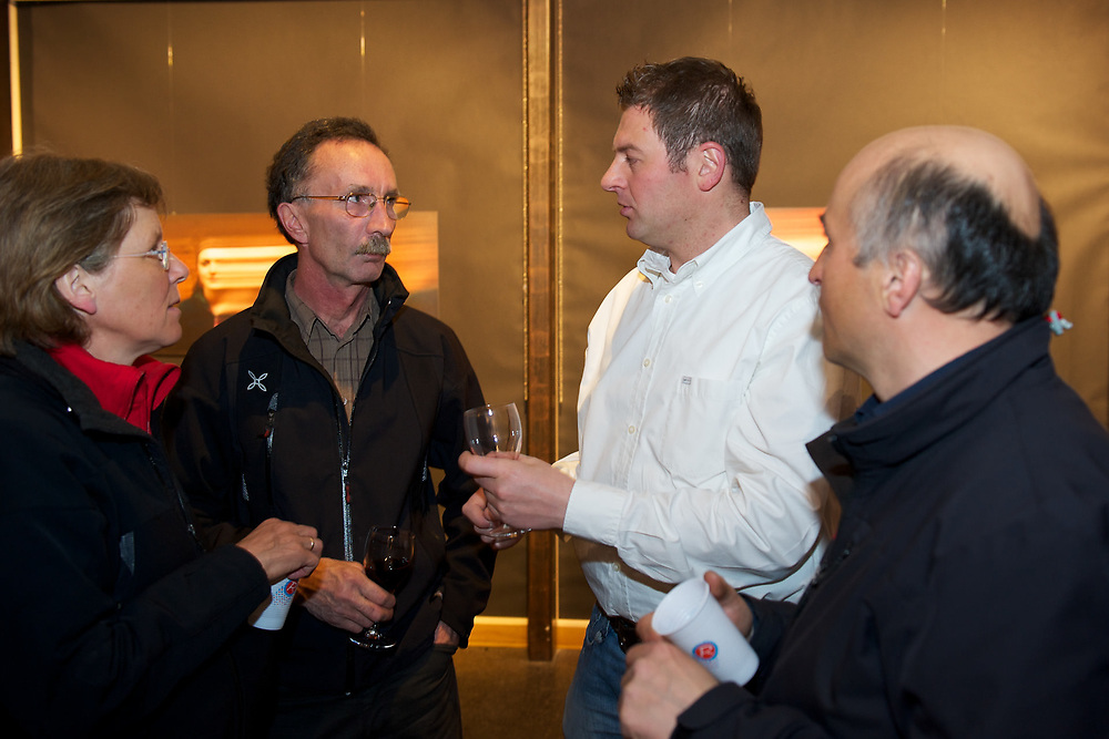 meetings vernissage