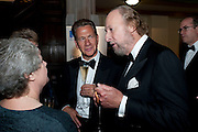 A.S. BYATT; MICHAEL PORTILLO; ED VICTOR, The 2009 Booker Prize dinner. Guildhall. London. 6 October 2009