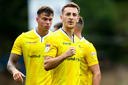 Tom Lockyer of Bristol Rovers celebrates victory - Mandatory by-line: Robbie Stephenson/JMP - 18/08/2018 - FOOTBALL - Adam's Park - High Wycombe, England - Wycombe Wanderers v Bristol Rovers - Sky Bet League One