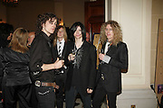 RoadStar: Chris Rivers, Rob Randell, Sid glover and Jonny Rocker, Classic Rock Roll of Honour, Classic Rock magazine's annual awards party. Langham Hotel, portland Place. London. 6 November 2006.  ONE TIME USE ONLY - DO NOT ARCHIVE  © Copyright Photograph by Dafydd Jones 66 Stockwell Park Rd. London SW9 0DA Tel 020 7733 0108 www.dafjones.com