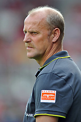 14.08.2010, Wersestadion, Ahlen, GER, Rot Weiss Ahlen vs Werder Bremen 0:4, DFB Pokal 1. Runde,  1. FBL 2010, im Bild Thomas Schaaf ( Werder  - Trainer  COACH ). EXPA Pictures © 2010, PhotoCredit: EXPA/ nph/  Kurth+++++ ATTENTION - OUT OF GER +++++ / SPORTIDA PHOTO AGENCY