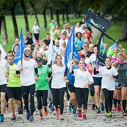 20190928: SLO, Marathon - Priprave Ljubljanski maraton