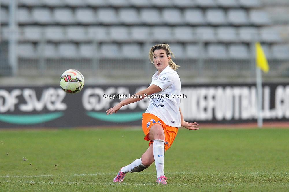 Claire Lavogez  - 20.12.2014 - PSG / Montpellier - 14eme journee de D1<br /> Photo : Andre Ferreira / Icon Sport