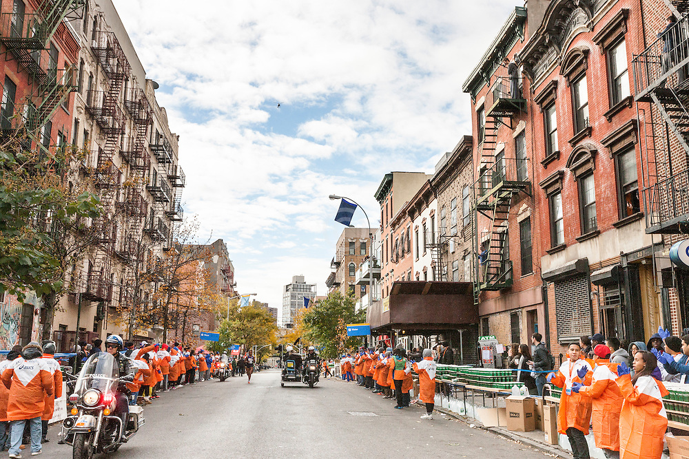 ING New York City Marathon: elite women leaders Buzunesh Deba, Tigist Tufa, Ethiopia