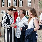 NLD/Zeist/20180510 - Première van Ashtonia, show Enfant Terrible, Albert Jan van Rees en partner