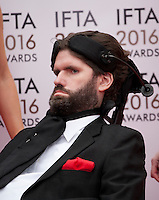 Simon Fitzmaurice, Director of My Name is Emily at the IFTA Film & Drama Awards (The Irish Film & Television Academy) at the Mansion House in Dublin, Ireland, Saturday 9th April 2016. Photographer: Doreen Kennedy
