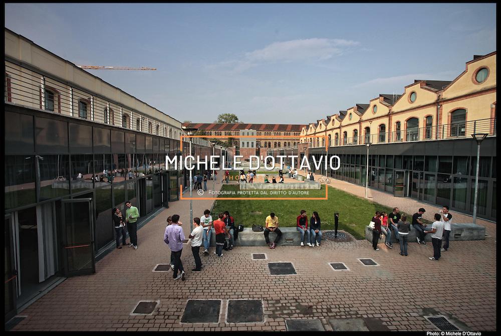 Politecnico di Torino Cittadella Politecnica Torino, corso Castelfidardo, Spina 2.