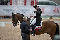 Krinke-Susmelj Marcela, SUI, Smeyers Molberg, Ton De Ridder<br /> FEI European Dressage Championships - Goteborg 2017 <br /> © Hippo Foto - Dirk Caremans