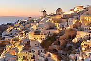 Oia,Santorini, Kyclades,South Aegean, Greece,Europe