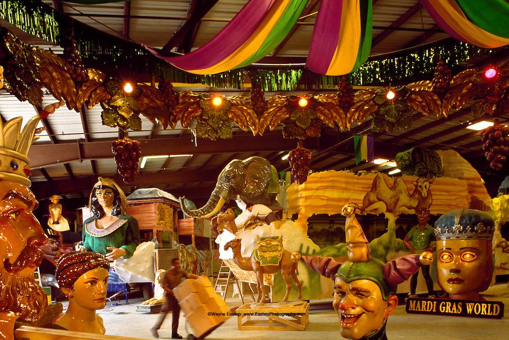 Mardi Gras World, New Orleans, LA