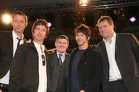 Oasis and Ricky Hatton