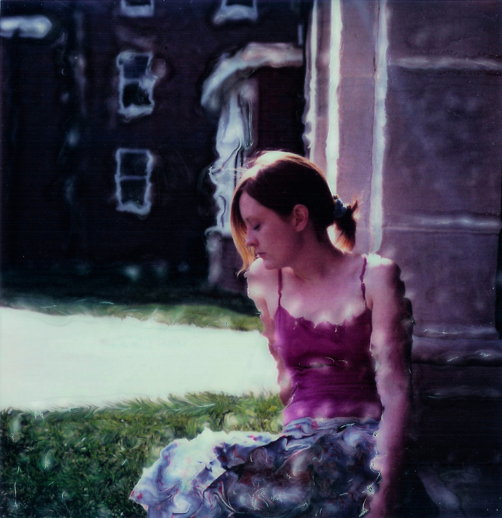 Polaroid Manipulation. Ohio University, 2003.
