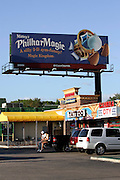 US-ORLANDO-Promoting Disney World. PHOTO: GERRIT DE HEUS.VS - ORLANDO - Overal in de stad is reclame voor Disney te zien. PHOTO GERRIT DE HEUS