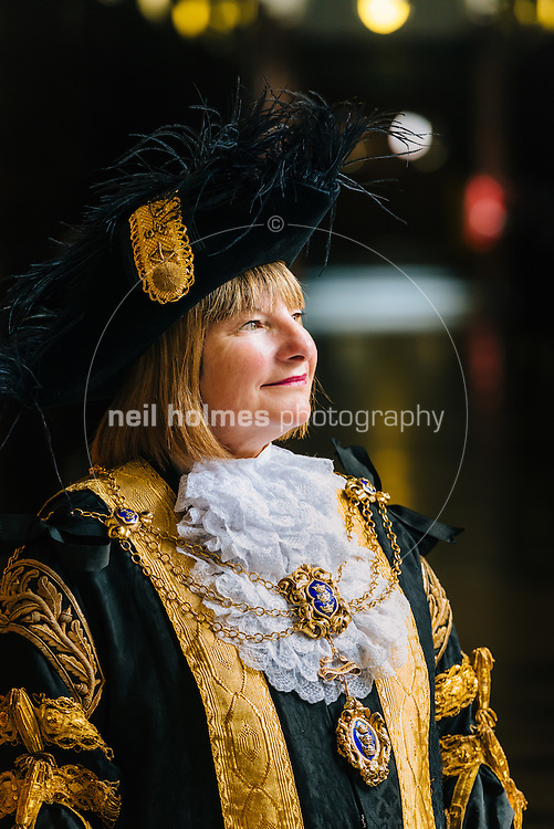 100th Lord Mayor of Kingston Upon Hull, Councillor Mary Glew