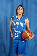 DESCRIZIONE : Alba Adriatica Raduno Collegiale Nazionale Femminile i posati delle giocatrici<br /> GIOCATORE : Valentina Donvito<br /> SQUADRA : Nazionale Italia Donne<br /> EVENTO : Raduno Collegiale Nazionale Femminile <br /> GARA : <br /> DATA : 10/05/2009 <br /> CATEGORIA : Posato<br /> SPORT : Pallacanestro <br /> AUTORE : Agenzia Ciamillo-Castoria/G.Ciamillo