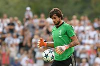 Mattia Perin <br /> Villar Perosa 12-08-2018 Friendly Match - Amichevole Juventus A Vs Juventus B foto OnePlusNine/Insidefoto