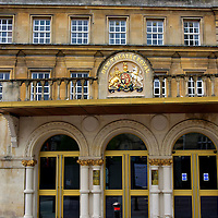 Theatre Royal in Bath, England<br />