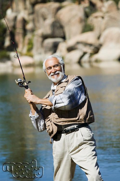 Fisherman Casting