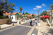 Zikhron Ya'akov, Israel, The historic street, now a pedestrian street, Zihron Yaaqov; also Zichron Yaakov (meaning Jacob's memorial) was established 1882 on Mount Carmel, by pioneers from Romania, members of Hovevei Zion movement. In 1883 Baron Edmond James de Rothschild became the patron of the new settlement. The place was named in memory of his father, James (Jacob) Mayer de Rothschild. In 1885 Rothschild helped to establish the first winery in the country in Zikhron Ya'aqov.