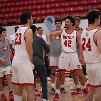 Men's Basketball: Central College (Iowa) Dutch vs. The College of St. Scholastica Saints