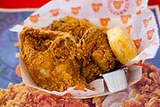 Fried Chicken at Popeyes, 1817 Glynn Ave, Brunswick, GA ($5.00) - OFF: LCI
