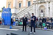 DESCRIZIONE : Roma Trofeo delle Regioni Cesare Rubini Kinder+Sport 2015 - Cerimonia di Apertura<br /> GIOCATORE : Fabrizio Ambrassa<br /> SQUADRA : FIP Federazione Italiana Pallacanestro <br /> EVENTO : Trofeo delle Regioni Cesare Rubini Kinder+Sport 2015 - Cerimonia di Apertura<br /> GARA : Trofeo delle Regioni Cesare Rubini Kinder+Sport 2015 - Cerimonia di Apertura<br /> DATA : 01/04/2015<br /> CATEGORIA : Conferenza<br /> SPORT : Pallacanestro <br /> AUTORE : Agenzia Ciamillo-Castoria/GiulioCiamillo