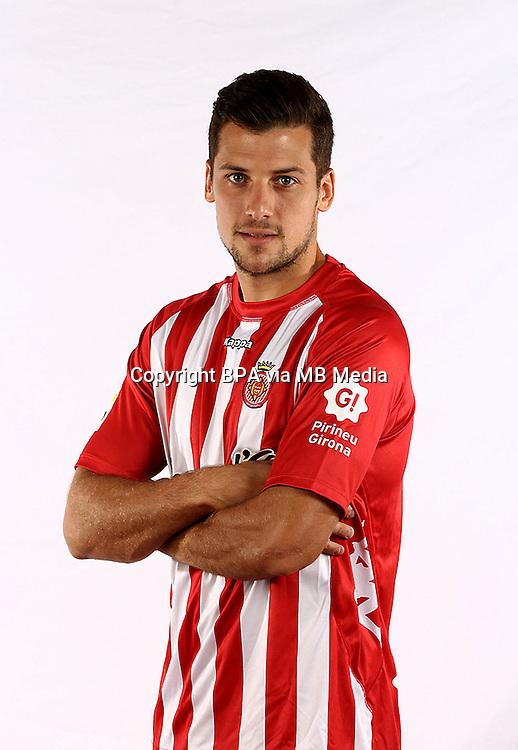 Spain - La Liga Adelante 2014-2015 / <br /> ( Girona F.C. ) - <br /> Alejandro Granell Nogue &quot; Alex Granell &quot;
