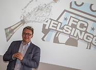 ERHVERV: Direktør Janus Kyhl (FC Helsingør) taler FC Helsingør Netværksmøde på Comwell Borupgaard i Snekkersten den 13. juni 2017. Foto: Claus Birch