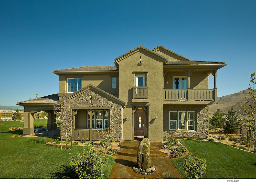 Residential New Homes Toll Brothers Saddle Ridge, Reno, NV
