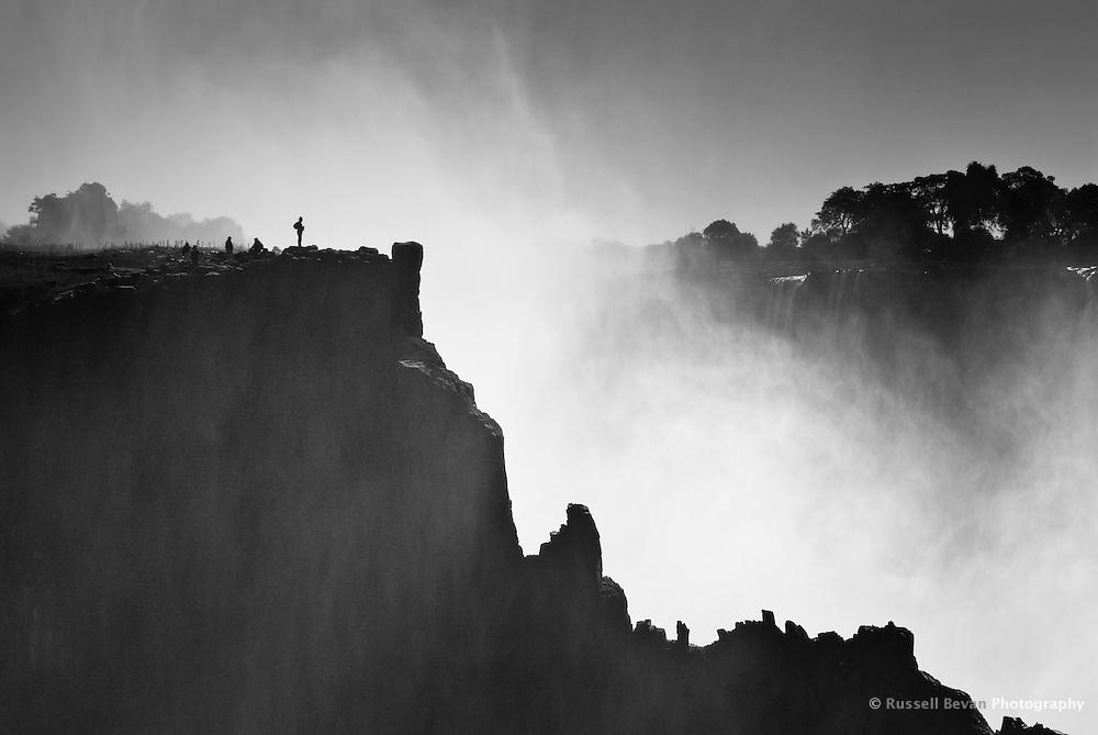 The Smoke that Thunders, Vic Falls, Zambia