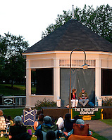 Streetcar Company's Theater in the Park and Laconia Rotary Park Wednesday, August 10, 2011.