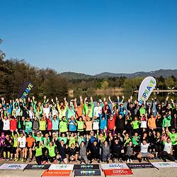 20190420: SLO, Marathon - Priprave Ljubljanski maraton 2019