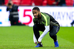 Raheem Sterling of England - Mandatory by-line: Robbie Stephenson/JMP - 15/11/2018 - FOOTBALL - Wembley Stadium - London, England - England v United States of America - International Friendly