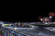 January 24-27, 2019. IMSA Weathertech Series ROLEX Daytona 24. Fireworks at Daytona 24