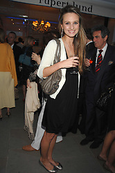 BRYONY DANIELS at the launch of The Rupert Lund Showroom, 61 Chelsea Manor Street, London SW3 on 2nd May 2007.<br />