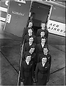 1957 - Aer Lingus special - Air hostesses pairs of sisters