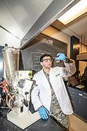 Patrice Melikin in Lab 013119
